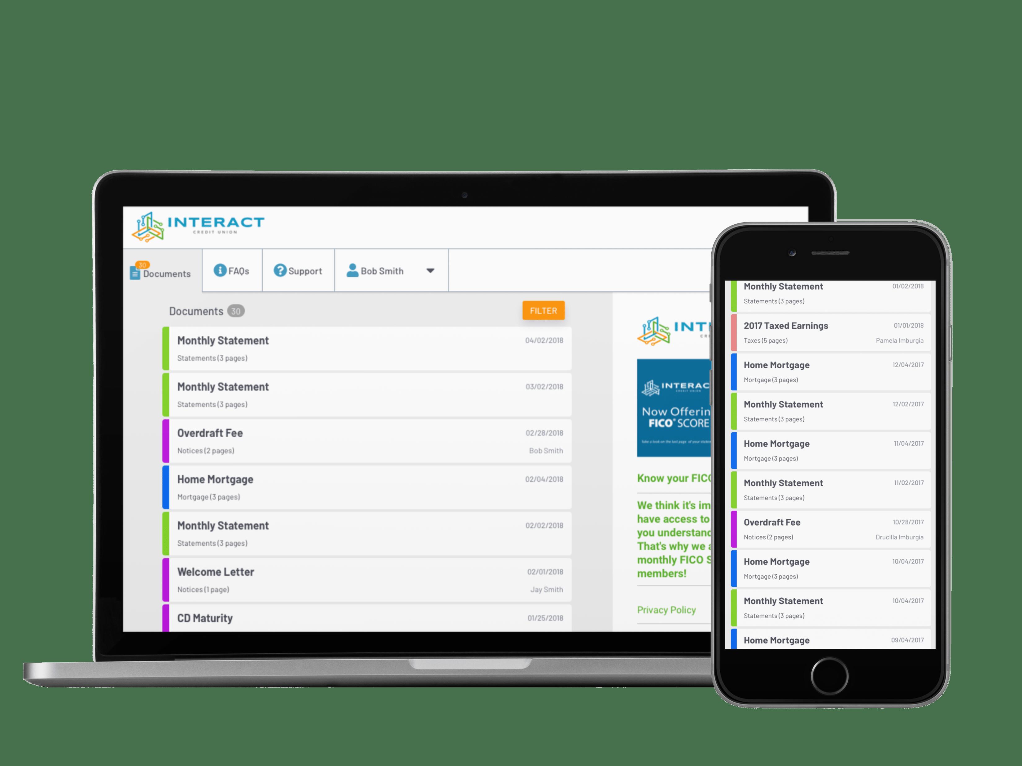 Lanvera ePresentment platform enabling digital customer experience on any device